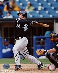 Joe Crede Autographed Chicago White Sox 8x10 Photo