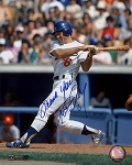 Steve Garvey Autographed Los Angeles Dodgers 8x10 Photo Inscribed Thank You