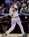 Troy Tulowitzki Autographed Colorado Rockies 8x10 Photo