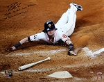 Josh Reddick Autographed Houston Astros 16x20 Photo Inscribed Wooston We Have A Championship