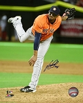 Michael Feliz Autographed Houston Astros 8x10 Photo
