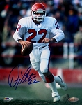 Doug Flutie Autographed New Jersey Generals 8x10 Photo