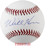 Will Harris Autographed Official ML Baseball