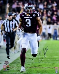 Christian Kirk Autographed Texas A&M Aggies 16x20 Photo