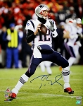 Tom Brady Autographed New England Patriots 16x20 Photo