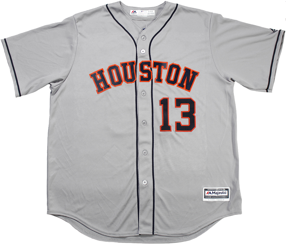 promo code f4388 7ba18 Tyler White Autographed Houston Astros Gray Jersey Inscribed Great White