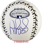 Albert Pujols Autographed 2008 All-Star Game Baseball