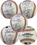 2015 AFL Top Prospects Autographed Baseball – Bellinger, Verdugo & More