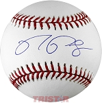 Ryan Pressly Autographed Official Baseball