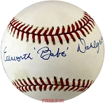 Ellsworth 'Babe' Dahlgren Autographed Baseball Rare Inscription PSA/DNA Grade 8.5
