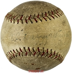 A.C. 'Dazzy' Vance Autographed Vintage Baseball