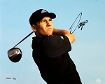 Sergio Garcia Autographed 16x20 Photo - Limited Edition of 100