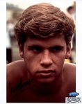 Lorenzo Lamas Autographed 'Grease' 8x10 Photo