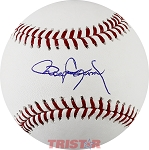 Roger Clemens Autographed Official Major League Baseball