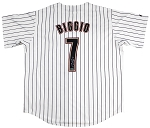 Craig Biggio Autographed Houston Astros Replica Jersey