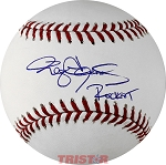 Roger Clemens Autographed Official ML Baseball Inscribed Rocket
