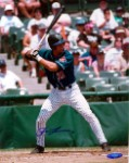 Steve Lomasney Autographed Trenton Thunder (Red Sox) 8x10 Photo