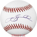 Jeff Bagwell Autographed Official Major League Baseball