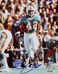 Paul Warfield Autographed Miami Dolphins 8x10 Photo (Free Inscription)