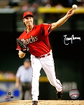 Randy Johnson Autographed Arizona Diamondbacks 8x10 Photo
