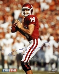 Sam Bradford Autographed OU Sooners 16x20 Photo