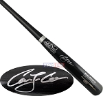 Carlos Correa Autographed Rawlings Name Model Black Bat