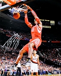 Dwight Howard Autographed Houston Rockets 16x20 Photo