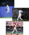 Ken Griffey Jr. Autographed 16x20 Photo