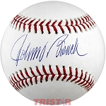 Johnny Bench Autographed Official Baseball