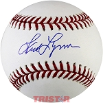 Fred Lynn Autographed Official ML Baseball
