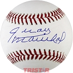 Juan Marichal Autographed Official ML Baseball