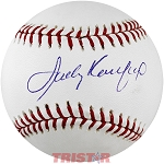 Sandy Koufax Autographed Official Baseball