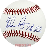 Nolan Ryan Autographed Official ML Baseball Inscribed 7 No Hitters