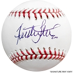 Huston Street Autographed Official Major League Baseball
