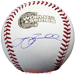 Jeff Bagwell Autographed 2005 World Series Baseball