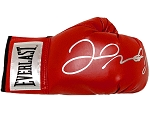 Floyd Mayweather Autographed Everlast Red Boxing Glove