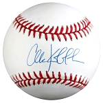 Chuck Knoblauch Autographed Official Major League Baseball