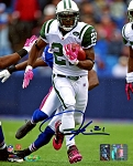 LaDainian Tomlinson Autographed New York Jets vs Giants 8x10 Photo