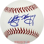 Whitey Herzog Autographed Official Major League Baseball