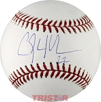 Clayton Kershaw Autographed Official Major League Baseball