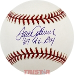 Tom Seaver Autographed Official Major League Baseball Inscribed 67 NL ROY