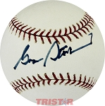George Steinbrenner Autographed Official Major League Baseball