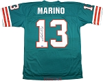 Dan Marino Autographed Miami Dolphins Mitchell & Ness 1984 Throwback Jersey