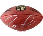 Ray Lewis Autographed Official NFL Football