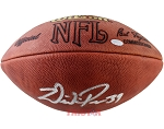 Willie Parker Autographed Official NFL Football