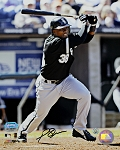 Pablo Ozuna Autographed Chicago White Sox 8x10 Photo