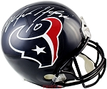 DeAndre Hopkins Autographed Houston Texans Full Size Replica Helmet