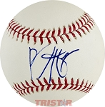 Bryce Harper Autographed Official Major League Baseball
