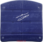 Mike Ditka Autographed Texas Stadium Seat Bottom