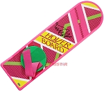 Michael J Fox Autographed Back to the Future Hoverboard